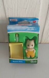 Sylvanian Families Hamster Baby New In Packet #5122