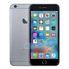 APPLE IPHONE 6 GRADO A 128 GB SPACE GRAY, ACCESSORI, GARANZIA 4 MESI, NERO