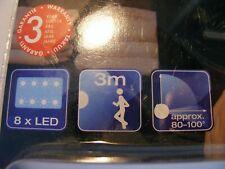 LIVARNO LED Sensor Night Light Silver