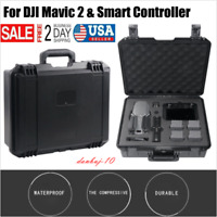 Waterproof Carrying Storage Case For DJI Mavic 2 Pro/Zoom & Smart Controller