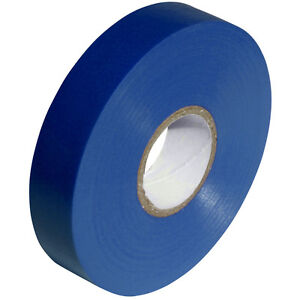 NEW Insulation Tape Blue 19mm x 33m Each