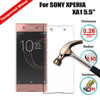 Tempered Glass Screen Protector For SONY XPERIA XA1/ XZ4 Compact / 10 Plus I4293