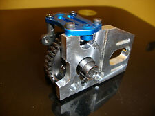 Kyosho d (series) dbx,drx,drt,dmt brushless conversion center diff motor mount