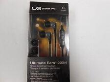 Logitech Ulitmate Ears ( UE) 200 vi grey #985-000291