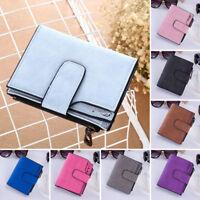 Fashion Women Girls Wallet PU Leather Wallet Card Holder Zip Purse Clutch Handba