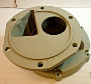 50DN Generator Gear Drive Frame End, pn 2101-5003