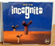 Incognito - Givin' It up - CD Single