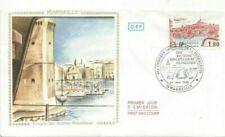 Busta CEF 1er Giorno Marsiglia 1983