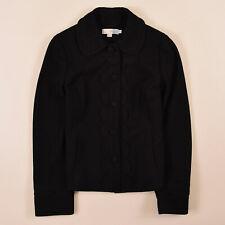 Boden Damen Jacke Jacket Gr.8 (DE 34) Wolle Schwarz, 71455