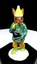 "Royal Doulton #Db152 Boy Skater Bunnykins 4"" Figurine 1995-1998"