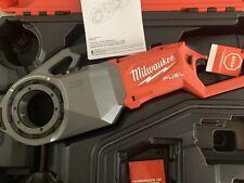 "Milwaukee 2874-20 M18 Fuelâ""¢ One-Keyâ""¢ 18V Pipe Threader w/ Support Arm & Hardcase"