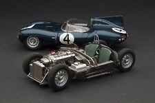 Exoto XS Ecurie Ecosse Jaguar D-Type | Le Mans Winner Bundle | 1:18 | #BND22071