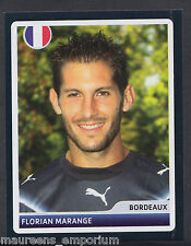 Panini Football Sticker-Champions League 2006-07 -No 282 - Bordeaux - Marange