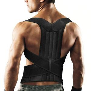 Rückenbandage S-Protect Rückenhalter Geradehalter Haltungskorrektur Schulter