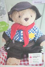 Teddy Bear Clothes Knitting Pattern