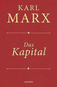 Karl Marx Das Kapital (Cabra-Lederausgabe)