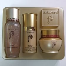 [The History of Whoo] Bichup Roral Anti-Aging Special Gift Set (3 items)