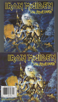 Iron Maiden Live After Death Cd Album made in Italy AAD 1985