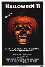 "Halloween II Michael Myers Horror Movie Poster Silk Movie Poster New 24""x36"""