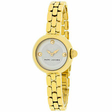 Gold Plated Case Women's Casual Wristwatches