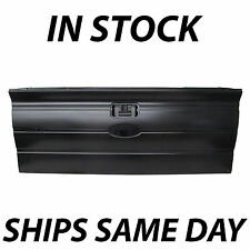NEW Primered - Steel Rear Tailgate For 2009-2014 Ford F150 Pickup W/ Integ Step