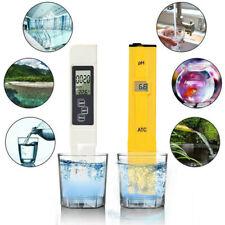 Ec + Medidor Ph Digital Agua Calidad Prueba Pluma Jardín Accesorios Accesorios