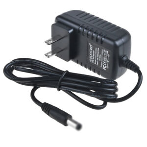 2A AC-DC Converter Adapter for 9V 1.5A Power Charger DC 5.5mm x 2.1mm Center +