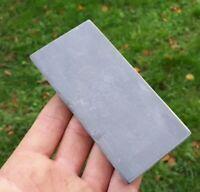 NATURAL WELSH SLATE SHARPENING STONE HANDMADE IN WALES RECLAIMED SLATE  (A104)