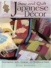 Sew & Quilt Japanese Quilt Decor