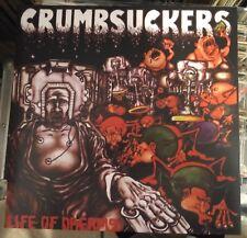 Crumbsuckers-Life Of Dreams Lp 2012 Reissue White Vinyl 180 gram Gatefold Mint