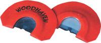 NEW! Woodhaven Toxic Orange Diaphragm Turkey Call WH197