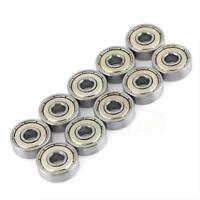 10 PCS 626ZZ 6x19x6mm Metal Shielded Miniature Ball Bearing Bearings zhn