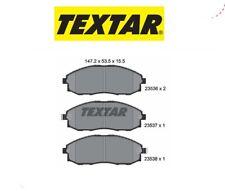 2353601 Kit pastiglie freno a disco Hyundai (MARCA-TEXTAR)