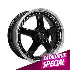 20 X 8.5 INCH  Frogeauto  WHEELS COMMODORE BMW