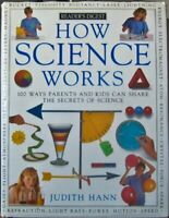 How Science Works by Hann, Judith Book The Fast Free Shipping