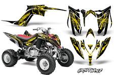 Decal Graphic Kit Quad Sticker Wrap For Yamaha Raptor 700R 2013-2018 NIGHTWOLF Y