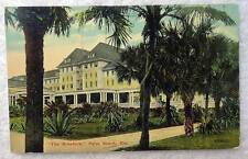 POSTCARD THE BREAKERS HOTEL PALM BEACH FLORIDA #22BY
