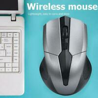 2.4 GHz Wireless Optical Mouse USB Receiver 1600dpi Gaming Mice For PC Laptop