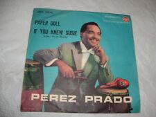 """PEREZ PRADO """" PAPER DOLL - IF  YOU KNEW SUSIE  """"  ITALY'61"""
