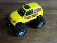 New Bright monster truck  battery operated