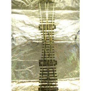 ** Peco SL-E180 Code 75 (Finescale) Electrofrog Single Slip OO/HO Scale