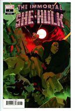 Immortal She-Hulk  1 Variant