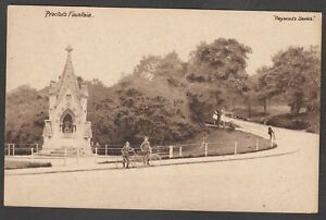 Postcard Bristol Avon Somerset the Alderman Proctor's drinking Fountain early
