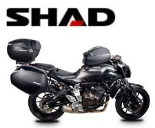 Support top case SHAD TOP MASTER Yamaha MT-07 bagages topcase NEUF new fitting