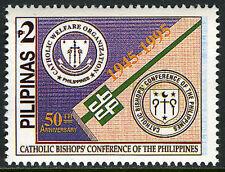 Philippines 2361, MI 2520, MNH. Catholic Bishops' Conference. 50th Anniv.1995