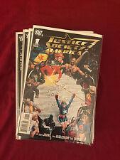 Justice Society of America #1-16, DC Comics 2007