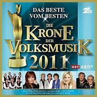 Die Krone Der Volksmusik 2011 von Various | CD | Zustand gut