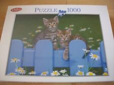 1000 Piece Jigsaw Puzzle - Cute Cats - New&Sealed