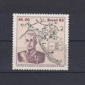 Brasilien 2007 ** (de Moraes) (999)