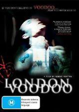 LONDON VOODOO DVD Doug Cockle, Sara Stewart HORROR SCI-FI (SEALED)>R4